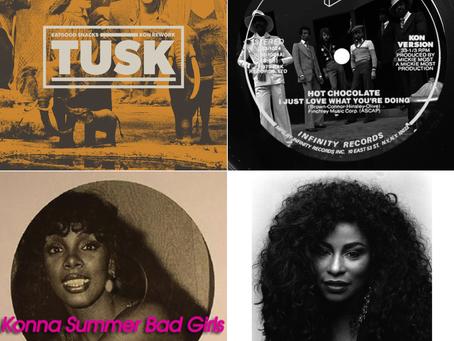 Kon - majstor edita (Donna Summer, Chaka Khan, Hot Chocolate, F. Mac)