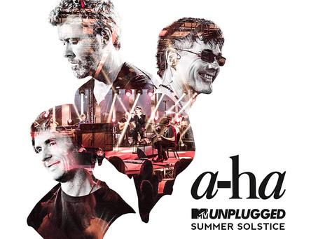 "a-ha MTV Unplugged ""Summer Solstice"""