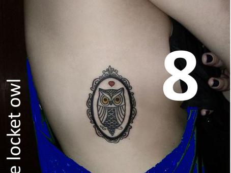 The Locket Owl 8
