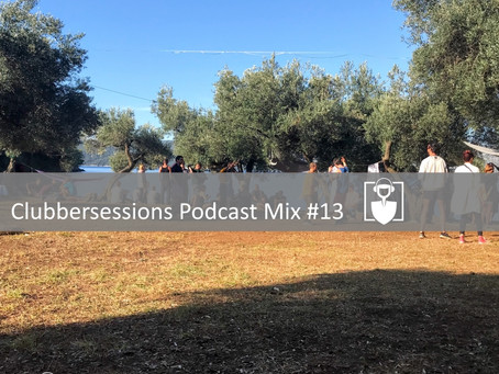 Clubbersessions Podcast Mix #13