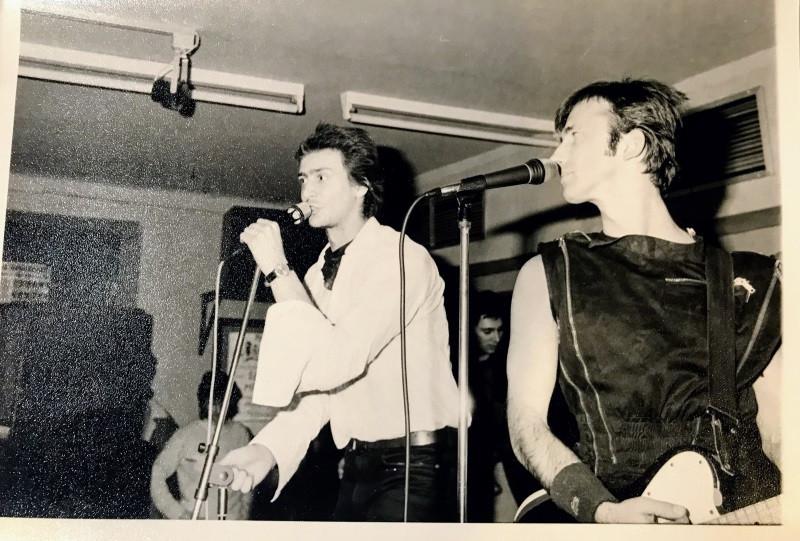 Davor Gobac i Max Wilson, Le Cinema, 28.01.1987.