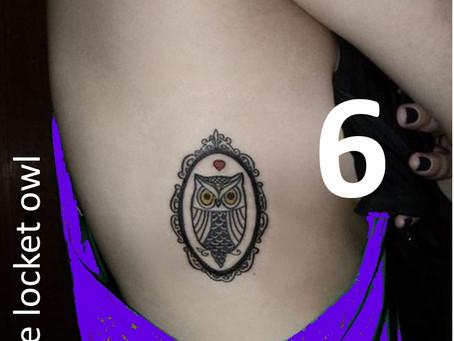 The Locket Owl 6 - London acid