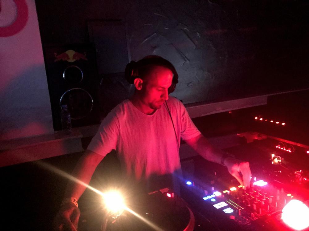 Ivan Komlinović@Basics /w AREA51, Xtime, Ptuj, Slovenija