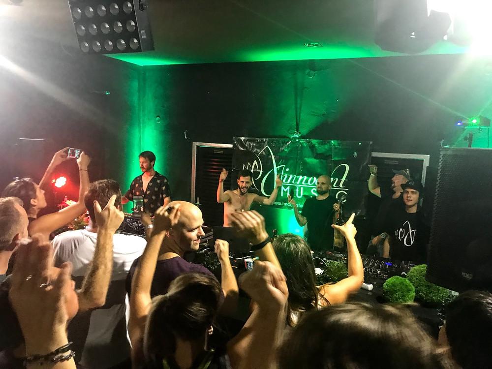 dOP live na Innocent music