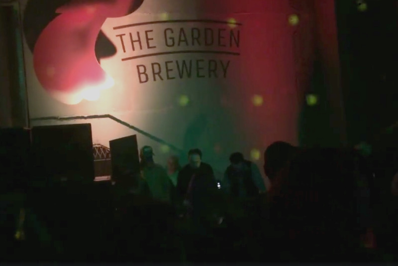 Nick, Felver & Sean Johnston, Garden Brewery, ZG