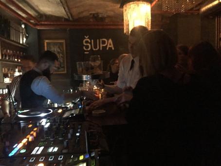Šupa - house s malo jazza i fikcijom