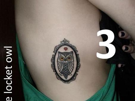 The Locket Owl 3 - Disco Punk