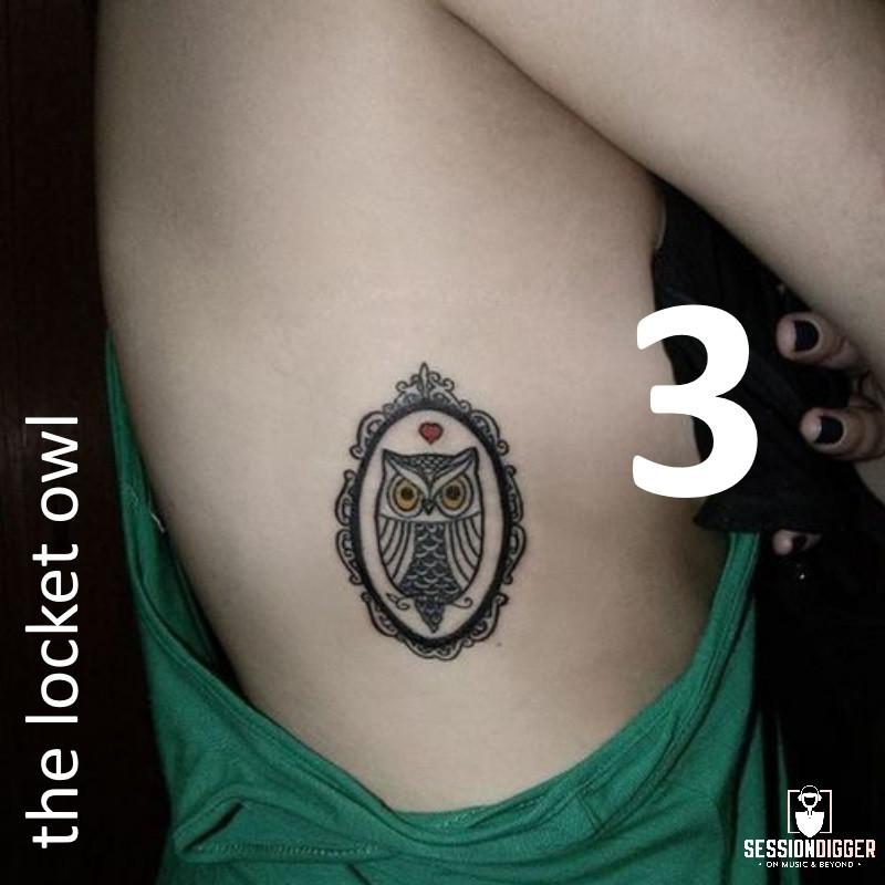 The Locket Owl 3