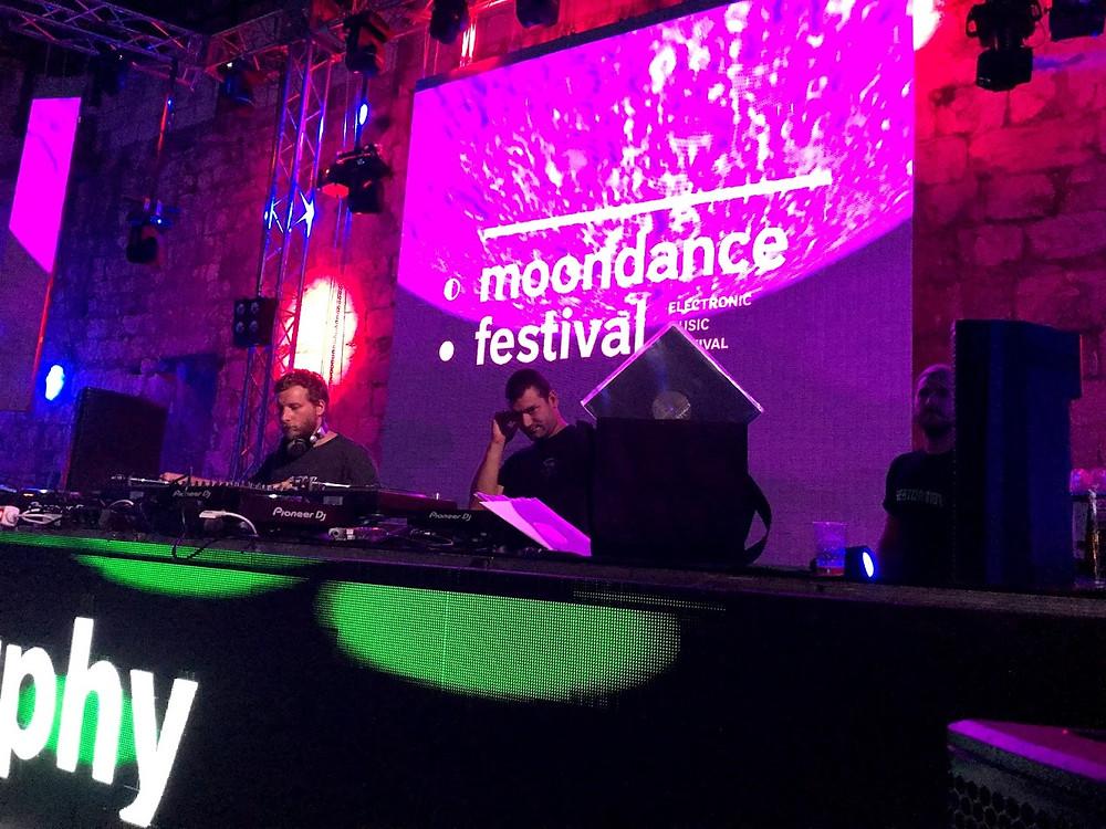 DJ Octopus & Steve Murphy
