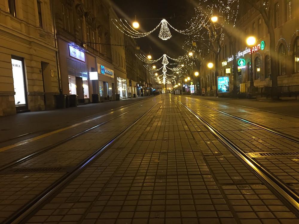 Jurišićeva, Zagreb, Croatia