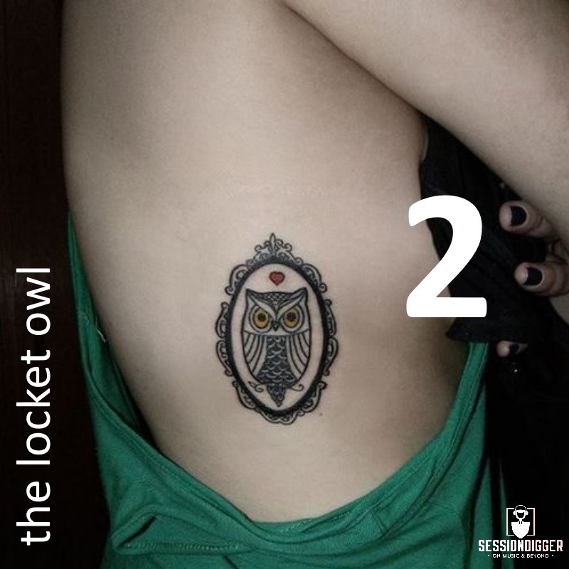 The Locket Owl 2