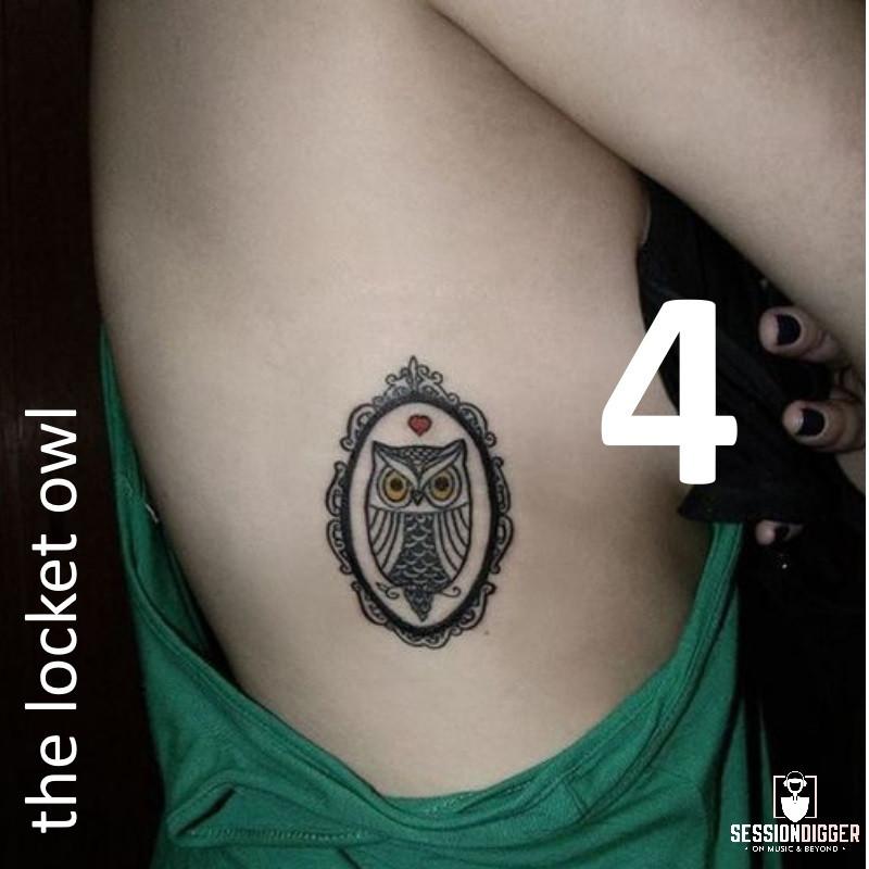 The Locket Owl 4