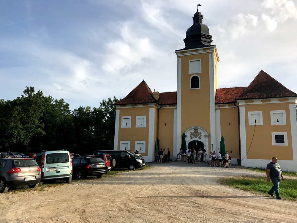 Dvorac Lukavec