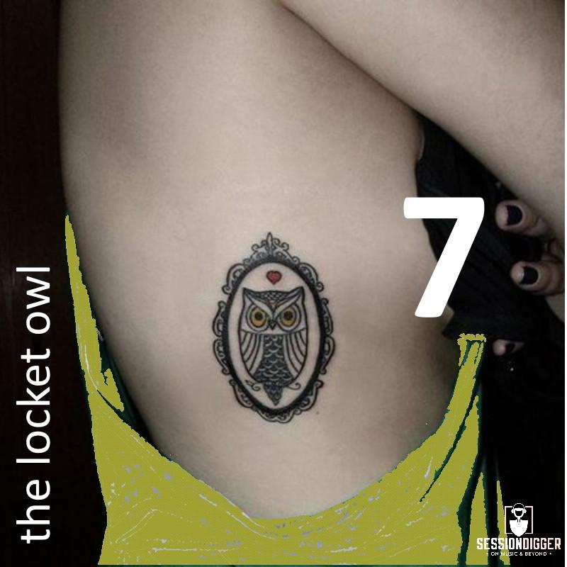 The Locket Owl 7