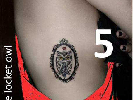 The Locket Owl 5 - Lisbon