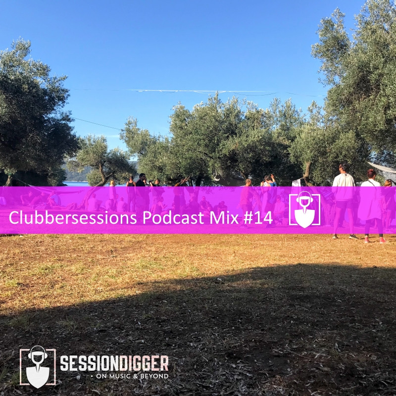 Clubbersessions Podcast Mix #14