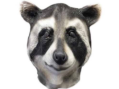 Cool Raccoon Mask