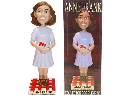 Anne Frank Collector Bobblehead