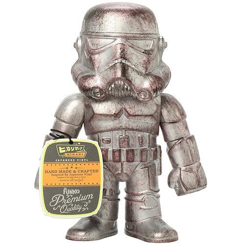 Funko Star Wars Rusty Silver Metallic Stormtrooper Hikari Limited Edition Vinyl