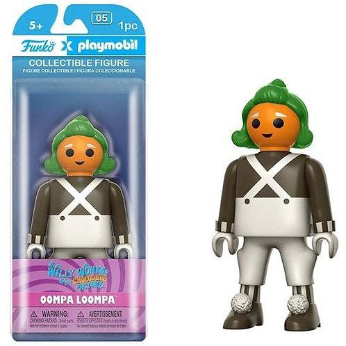 Funko Playmobil: Willy Wonka & The Chocolate Factory - Oompa Loompa