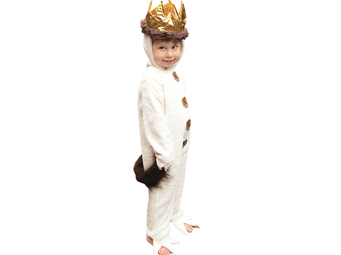 Wild Things Toddler Baby Max Halloween Costume (24-36 months)