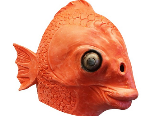 Fish Face Mask