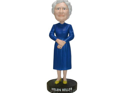 Helen Keller Collector Bobblehead