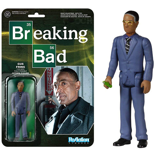 Funko Reaction: Breaking Bad - Gustavo Fring Action Figure