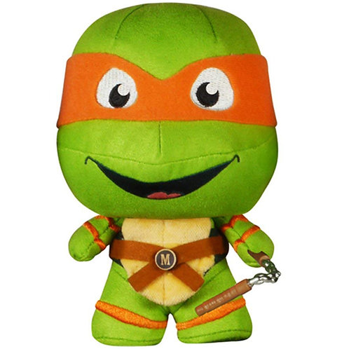 Funko Fabrikations: Teenage Mutant Ninja Turtles Michelangelo Action Figure