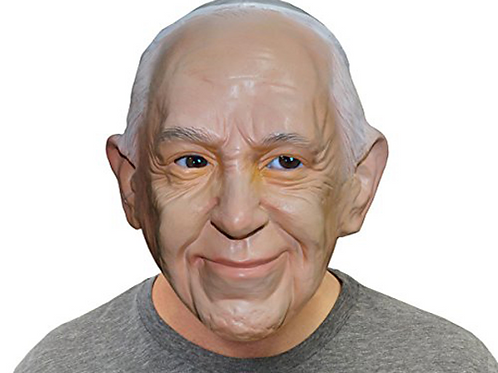 Pope Francis Catholic Pope Halloween Face Mask
