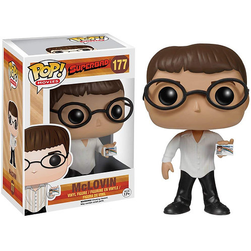 Funko POP Movies: Superbad Fogell (McLovin') Action Figure