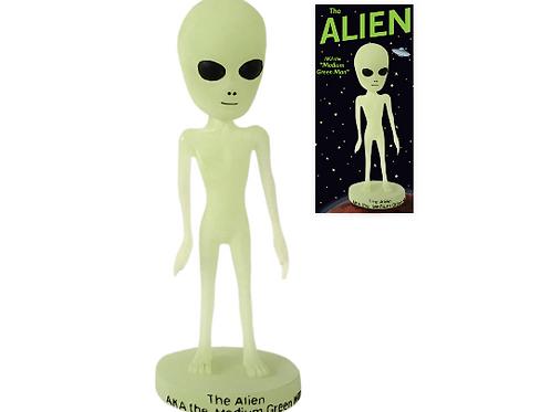 Alien Glow-in-the-Dark Collectible Bobblehead Figure
