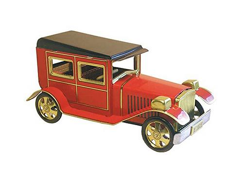 """Vintage Style 6"""" Tin Old Fashion Car"""