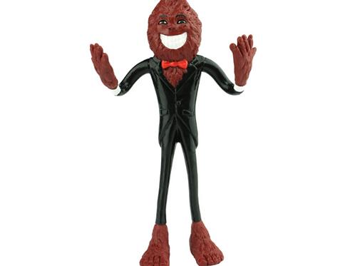 Gentleman Bigfoot (Bendable Action Figure)