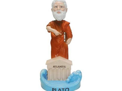 Plato Philosohper Collector Bobblehead