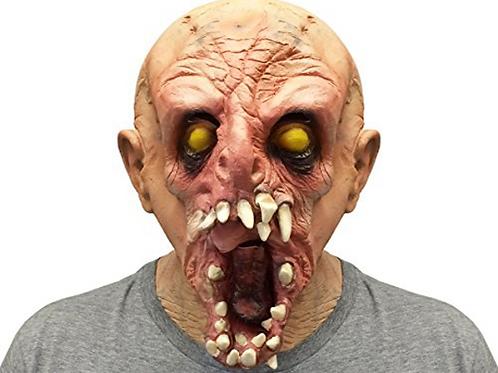 Scary Halloween Monster Alien Latex Face Mask