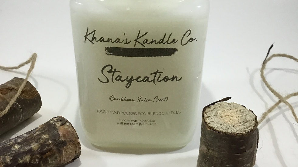 Staycation (Pineapple Cilantro and Caribbean Salsa Scent)