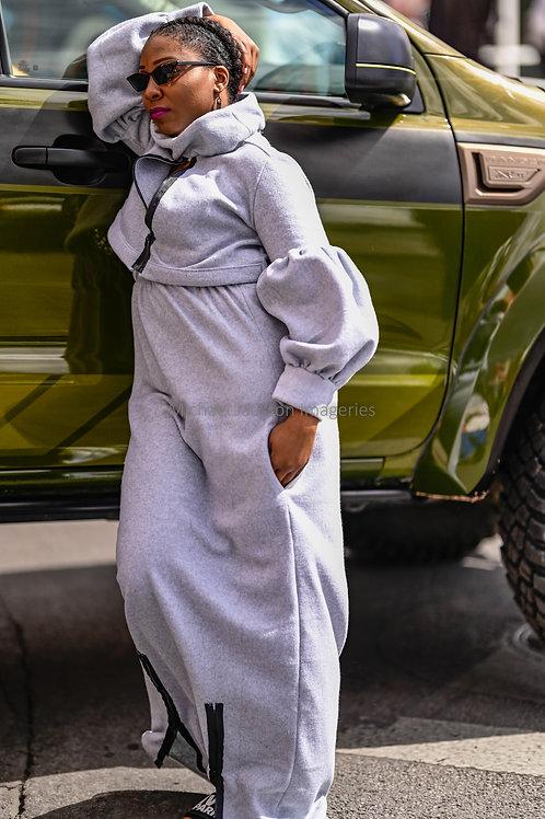 Macka Diamond Fleece Suit