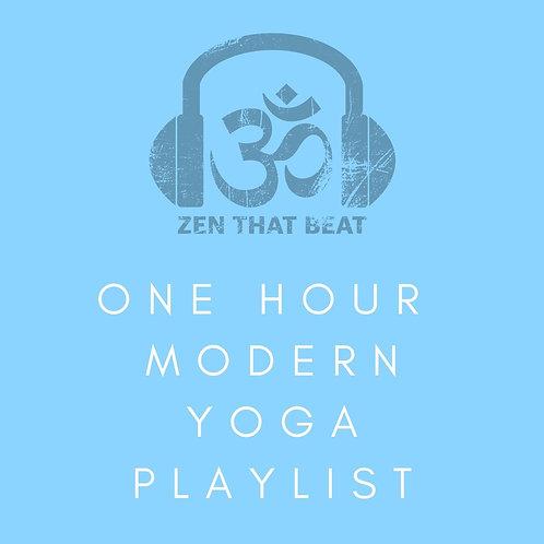 One HourModern Yoga Music Mix (November 2020)