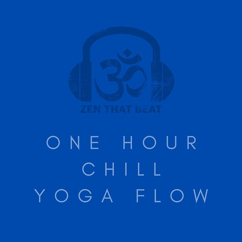 One Hour Chill Yoga Flow (April 2021)