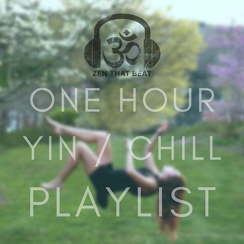 One Hour Modern Yin/Chill Playlist