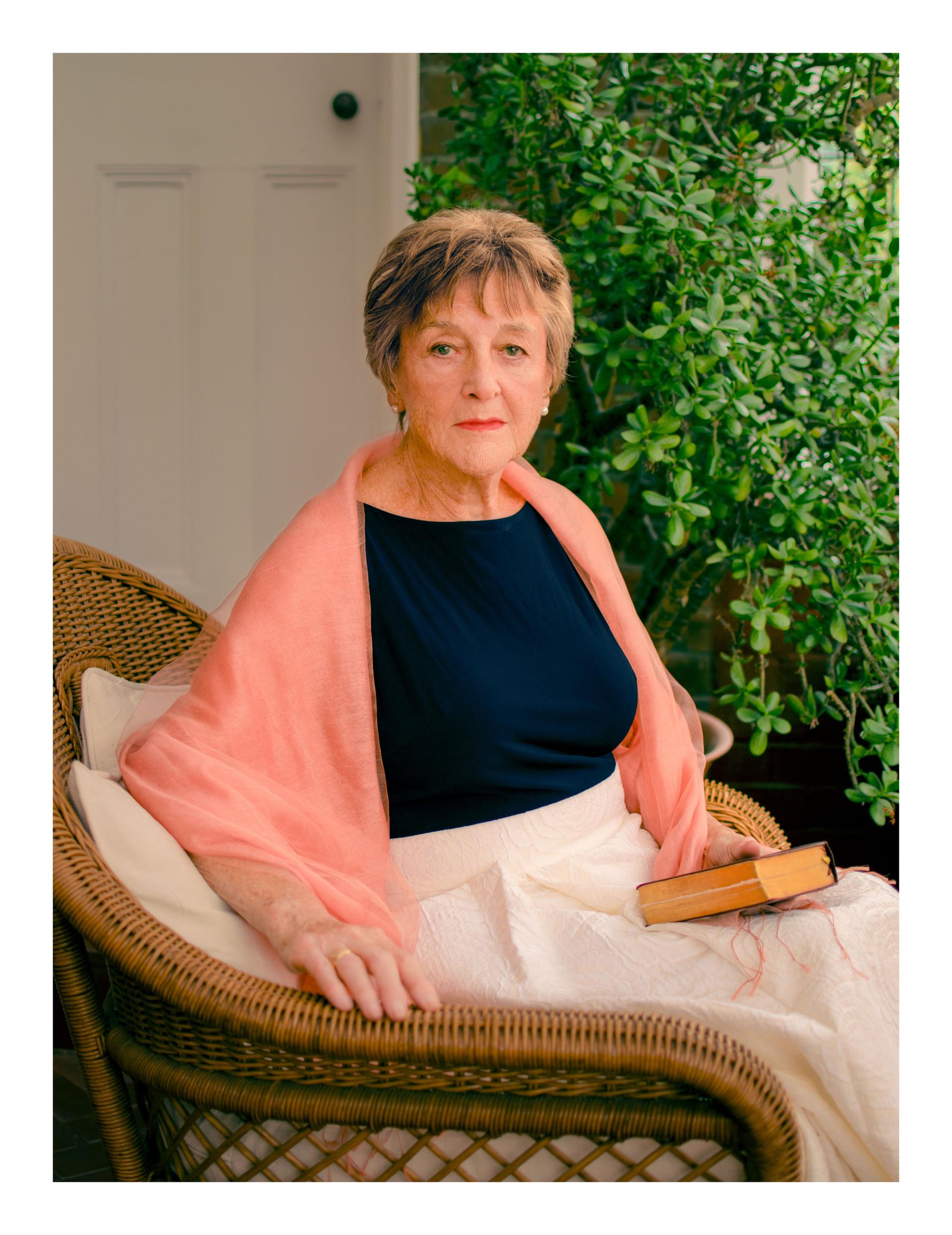 Andrea Hixson (Retired Business Administrator) - Beckenham, 2020