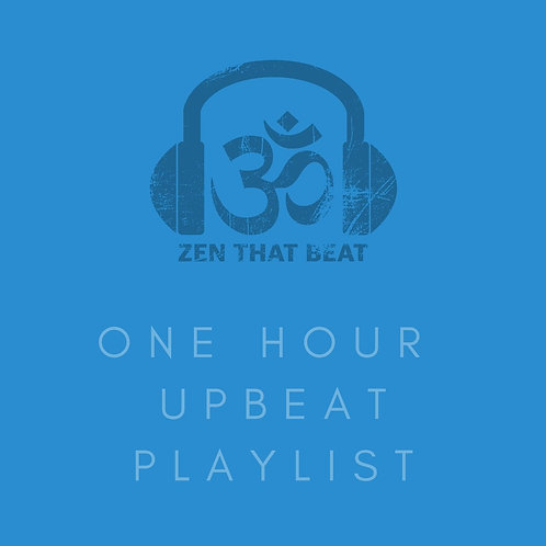 One Hour Upbeat Playlist (March 2021)
