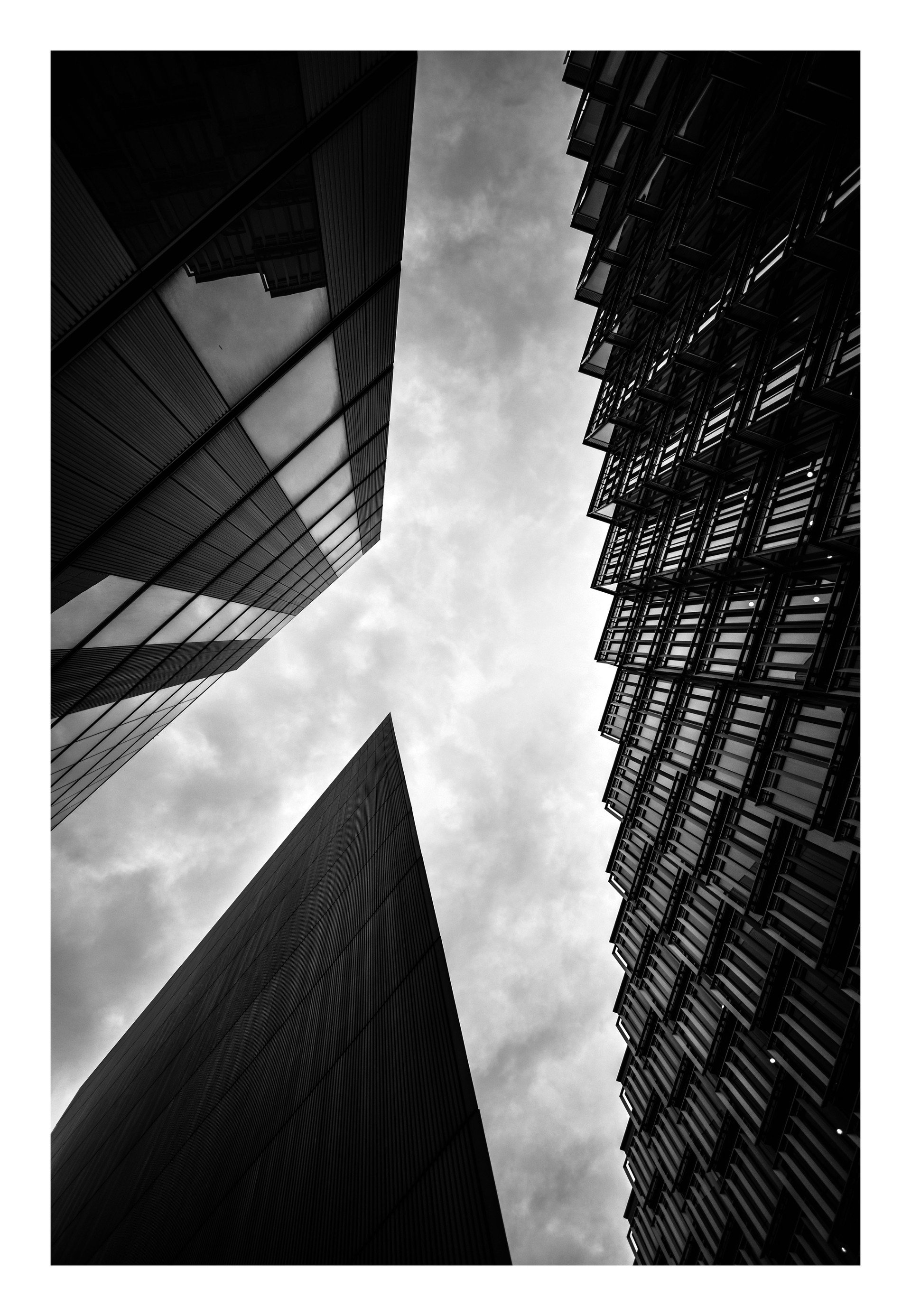 From the ground - London, 2018