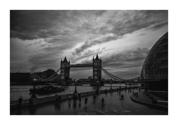 Tower Bridge - London, 2018
