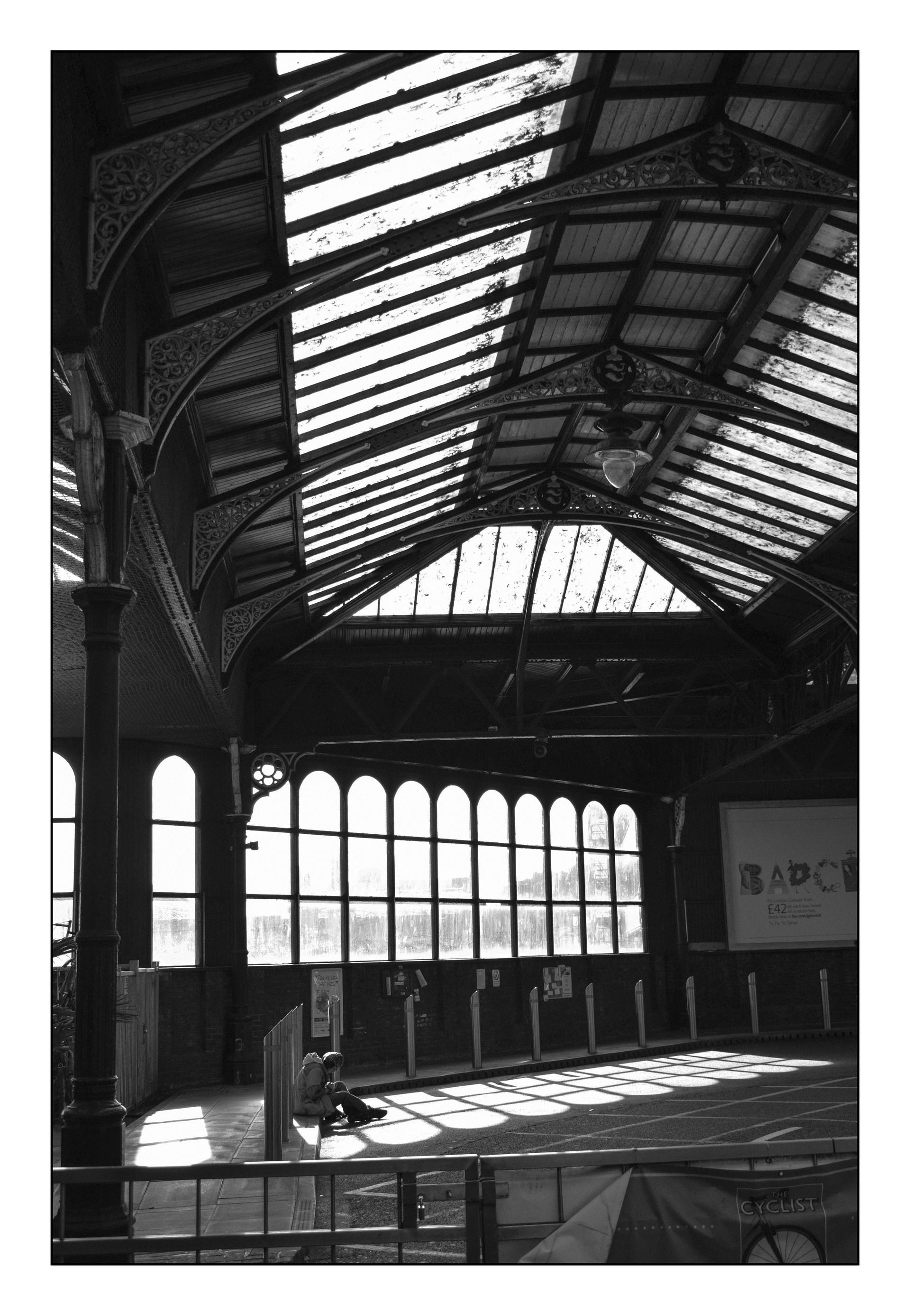 Brighton station - 2016