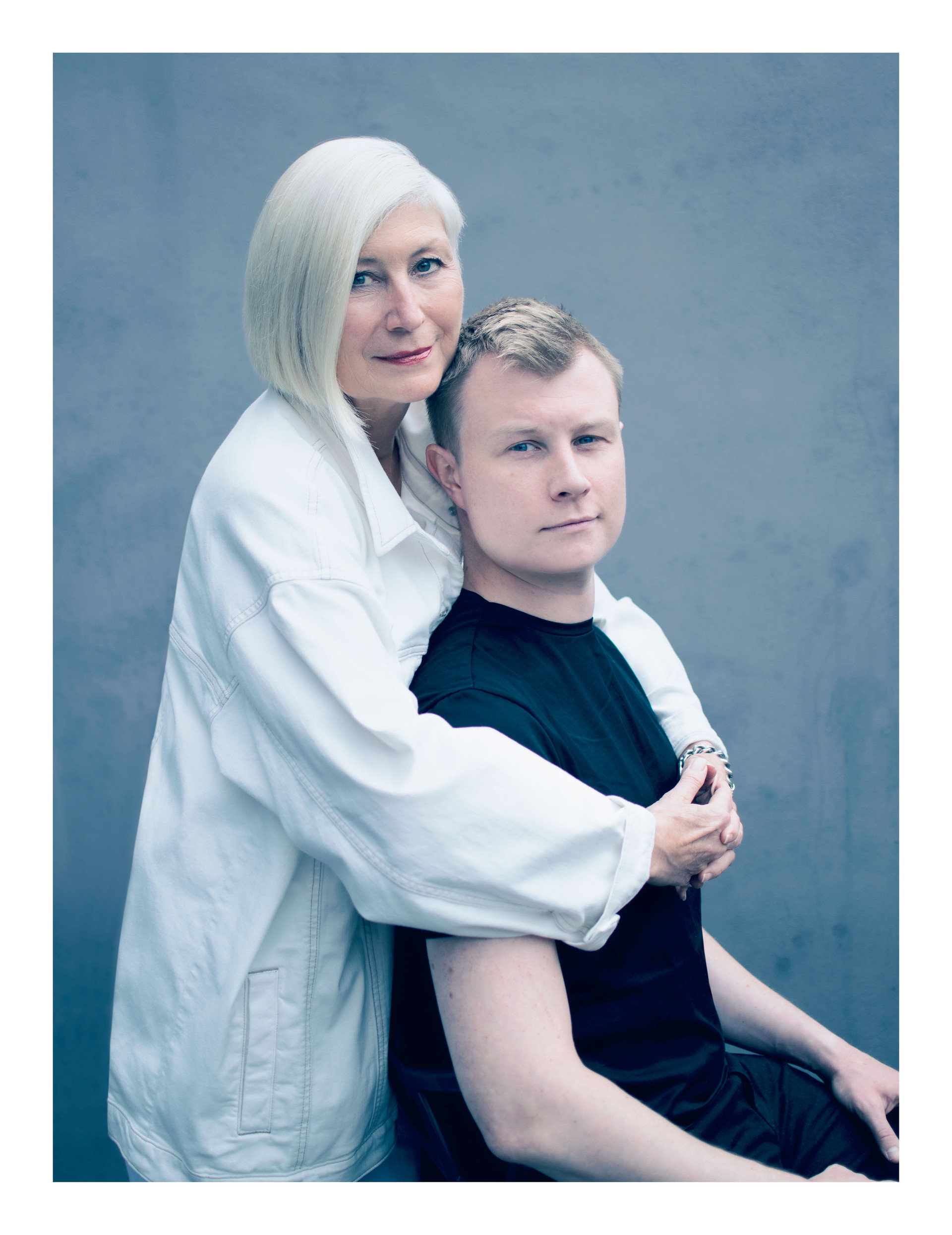 Shan and Rhys-Owen Fisher - East Dulwich, 2020