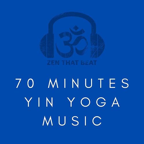 70 Minute Yin Yoga Playlist (December 2020)