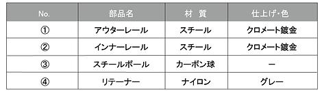 引出しレール VT二段B HP用表_2020.png