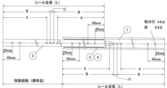 SUS304引出しレール VT二段F HP用図面_2020.png